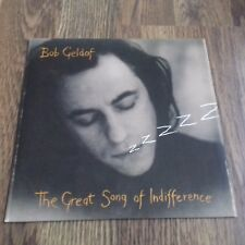 "BOB GELDOF - THE GREAT SONG OF INDIFFERENCE 7"" A1 B1 1990 MERCURY NEAR MINT"