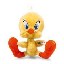 Steiff Limited Edition Tweety EAN 354670 16 cm + Boîte Cadeau Jaune Orange Nouveau