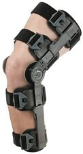 Breg T-Scope ROM Post Op Knee Brace Adjustable Hinged Leg Universal Used by NHS