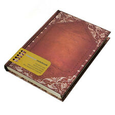 Classic Vintage Retro Personal Notebook Diary Hardcover Journal Book New