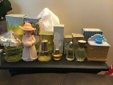 Vintage Avon Charisma Cologne 7 Bottle Lot Nos 15 oz Total Free Ship
