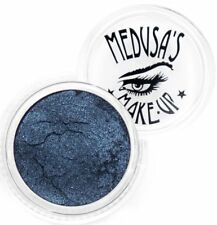 MEDUSA'S MAKEUP Eye Dust Loose Mineral Powder *Helter Skelter* navy shimmer BNIB