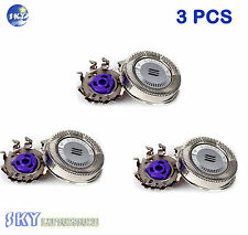3*Replacement Shaver Heads Compatible With Norelco Philips HQ8/52