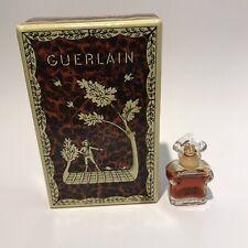 Guerlain L'Heure Bleue miniature parfum 2ml  Vintage  1980's