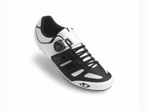 Shoes Giro Sentrie Techlace Black/White Men SIZE: 44 eu - 10.5 Us