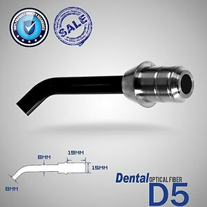 Dental Curing Light Guide Tip for LED Cordless Curing Light Lamp D5