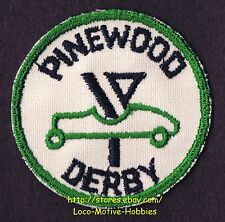LMH PATCH Badge YMCA PINEWOOD DERBY Indian Princess Adventure Guides Explorers g