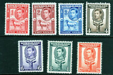 Somaliland Protectorate KGVI part set Cat £74 mmint 1938  [S2004]