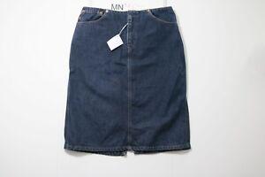 Minigona Levi's engineered (Cod. MN96) tg. M Girls jeans usato vintage