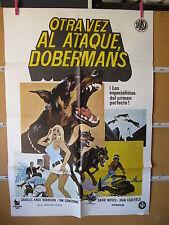 A1286  OTRA VEZ AL ATAQUE DOBERMANS
