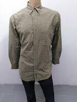 Camicia TIMBERLAND UOMO taglia size M shirt man chemise maglia polo cotone p5311