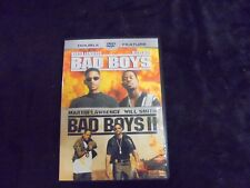 USED DVD Movie Bad Boys 1&2 Double Feature  (25)