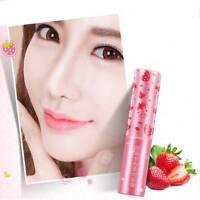BIOAQUA Natural Strawberry Lip Balm Colorless Repine Repair Lip Wrinkles