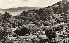 People In The Rock Gardens, Happy Valley, LLANDUDNO, Caernarvonshire RP
