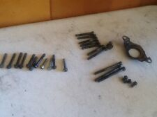03 yamaha YZ250F crankcase mounting bolts, spare bolts, drain plug, seal cover