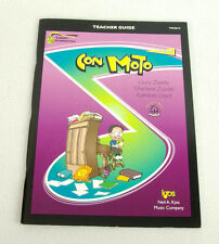 NEW!!! CON MOTO Teacher Guide Answer Key Theory Gymnastics Piano Method Book