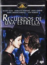 Woody Allen: RECUERDOS DE UNA ESTRELLA con Charlotte Rampling.