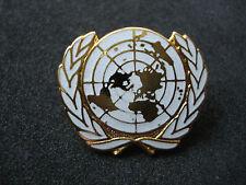 UN, UNPROFOR, FLS golden badge; Croatia, military, army