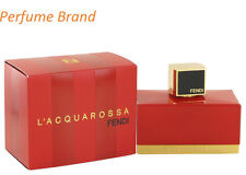 Fendi L'acquaRossa 2.5oz 75ml Eau de Parfum EDP Spray For Women