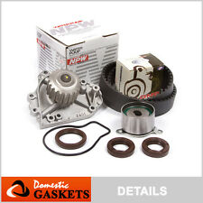 Fit 96-01 Acura Integra Honda CRV Timing Belt NPW Water Pump Kit B18B1 B20B4