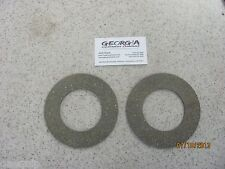 "2-Slip Clutch Disc/ Clutch Linings For Pto Shaft-4.8""X 2.7""- Euro 1804000-Comer"