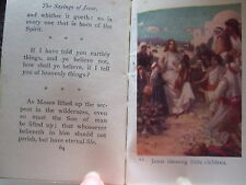 The Sayings of Jesus - Colour Plates - Small Volume