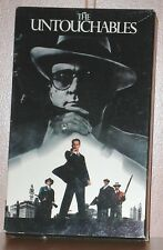 THE UNTOUCHABLES Betamax Video Kevin Costner  Robert DeNiro  Sean Connery