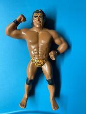 1984 LJN WWF Wrestling Superstars Jimmy Superfly Snuka figure WWE