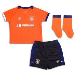 Luton Town 20/21 Orange Home Kit Infant