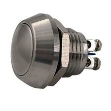 Momentary Push Button Switch Urtone Ur123 1no Spst Dcac 36v 2a Stainless