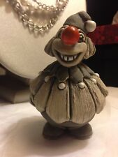 Extremely Rare Ch Clown Figurine,