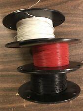 UL1061 26 AWG  990 Ft Each Red, Black, & White Stranded tinned copper Hook Up
