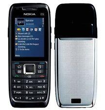 Original Nokia E Series E51 - FM radio - WLAN  Wi-Fi  Unlocked Smartphone