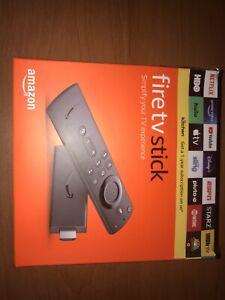 Amazon Fire TV Stick 3rd Gen Media Streamer