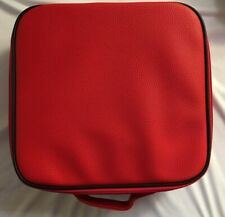 Elizabeth Arden Red Train Case Make-up Bag   ** NEW **
