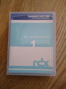 [Ref:8586-RDX] TANDBERG DATA Cartouche RDX 1 To