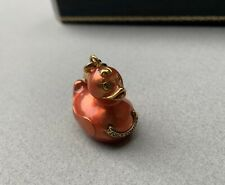 Juicy Couture vintage PINK Duck charm  EXTREMELY Rare!!