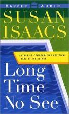Long Time No See: A Novel [Sep 04, 2001] Isaacs, Susan