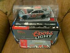 2001 Dodge Racing Champions Chase the Race Authentics 1:24 Sterling Marlin
