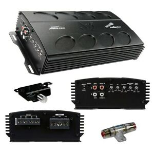 Audiopipemap Apmn-1300 Audiopipe 1000 Watts Rms Mini Amplifier Class D Mono