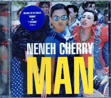 NENEH CHERRY - MAN - CD (NUOVO SIGILLATO)