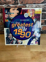 The Greatest Hits Of 1990 Various-Pop UK 2-LP vinyl record (Double Album)