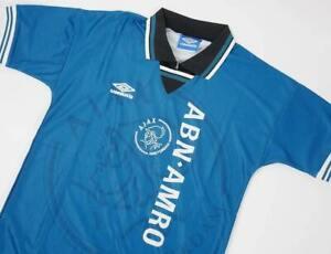 Retro Ajax Away Kit 1995-96 Football Shirt Soccer Jersey Vintage