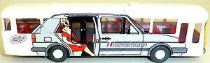 Havemann Porsche MB o305 Supered Wiking Bus H0 1:87 GD4 Å
