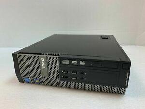 Dell OptiPlex 9020 SFF i5 i7 4th Gen 8GB 16GB 500GB HDD 1TB SSD Win 10 Pro PC