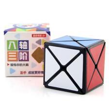 Shengshou Smaz Dino Speed Cube Magic Cube  Puzzle Twist Black