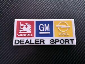 Opel / Vauxhall Dealer Sport Fridge Magnet