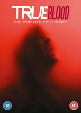 True Blood: Season 6 DVD (2014) Anna Paquin