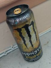 2013 Monster Energy Rehab Lemonade Old R+R+R design - Full Sealed 16 oz can RARE