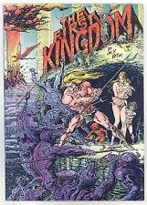 First Kingdom #1 FNVF Geiser Katz (3rd Printing 1974)